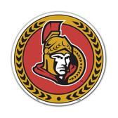 Ottawa Senators 12inch Vinyl Magnet