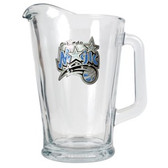 Orlando Magic 60oz Glass Pitcher