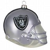 "Oakland Raiders 3"" Helmet Ornament 0194621943"