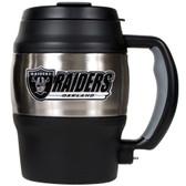 Oakland Raiders 20oz Mini Travel Jug