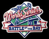 Oakland Athletics 1989 MLB World Series Patch