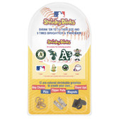 Oakland A's  Shrinky Dinks