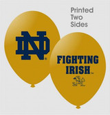 "Notre Dame Fighting Irish 11"" Latex Balloons"