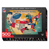 NFL USA Large Puzzle
