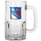 New York Rangers 20oz Root Beer Style Mug