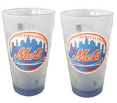 New York Mets Pint Glasses
