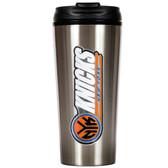 New York Knicks 16oz Stainless Steel Travel Tumbler