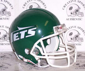 New York Jets 1978-1999 Throwback Riddell Mini Football Helmet