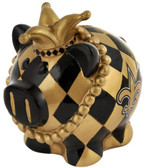 New Orleans Saints Piggy Bank - Thematic Large