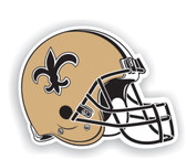 "New Orleans Saints 12"" Vinyl Magnet Set Of 2"
