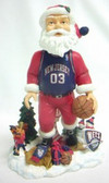 New Jersey Nets Santa Bobblehead