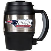New England Patriots 20oz Mini Travel Jug