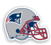 "New England Patriots 12"" Vinyl Magnet Set Of 2"