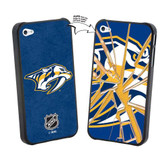 Nashville Predators iPhone 5 NHL  Broken Glass Lenticular Case