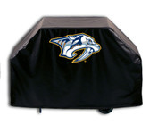 "Nashville Predators 72"" Grill Cover"