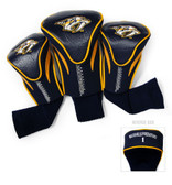 Nashville Predators 3-Pack Contour Sock Headcovers