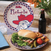 Mississippi Rebels Gameday Ceramic Plate