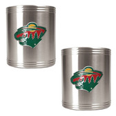 Minnesota Wild Can Holder Set