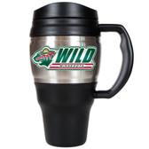 Minnesota Wild 20oz Travel Mug