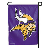 "Minnesota Vikings 11""x15"" Garden Flag"