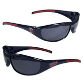 Minnesota Twins Wrap Sunglasses