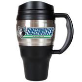 Minnesota Timberwolves 20oz Travel Mug