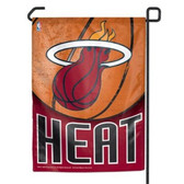 "Miami Heat 11""x15"" Garden Flag"
