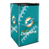 Miami Dolphins Countertop Fridge