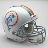 Miami Dolphins 1972 Throwback Pro Line Helmet