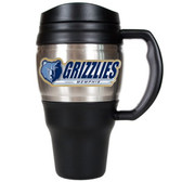 Memphis Grizzlies 20oz Travel Mug