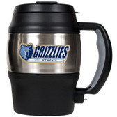 Memphis Grizzlies 20oz Mini Travel Jug