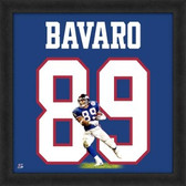 Mark Bavaro New York Giants 20x20 Framed Uniframe Jersey Photo