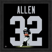 Marcus Allen Oakland Raiders 20x20 Framed Uniframe Jersey Photo