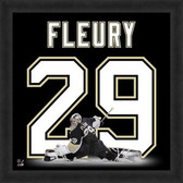 Marc-Andre Fleury  Pittsburgh Penguins 20x20 Framed Uniframe Jersey Photo