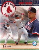 Manny Ramirez Boston Red Sox 8x10 Photo #1