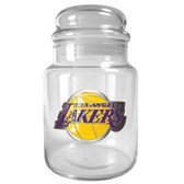 Los Angeles Lakers 31oz Glass Candy Jar