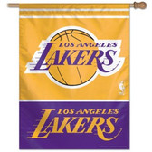 """Los Angeles Lakers 27""""x37"""" Banner"""