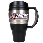 Los Angeles Lakers 20oz Travel Mug