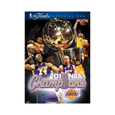 Los Angeles Lakers 2010 NBA Championship DVD