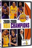 Los Angeles Lakers 2009 NBA Champions DVD