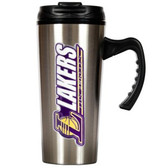 Los Angeles Lakers 16oz Stainless Steel Travel Mug