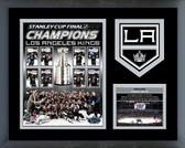 Los Angeles Kings 2012 NHL Stanley Cup Champions Milestones & Memories