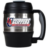 Los Angeles Clippers 52oz. Stainless Steel Macho Travel Mug with Bottle Opener