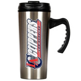 Los Angeles Clippers 16oz Stainless Steel Travel Mug