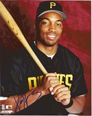 Kevin Young Pittsburgh Pirates Signed 8x10 Photo