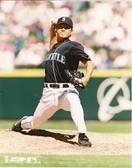 Kazuhiro Sasaki Seattle Mariners 8x10 Photo #4