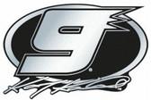 Kasey Kahne Silver Auto Emblem