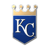 Kansas City Royals Color Auto Emblem - Die Cut