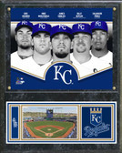 Kansas City Royals 2014 Team Composite Plaque