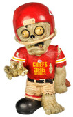 Kansas City Chiefs Zombie Figurine - Thematic